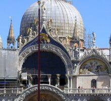 Basilica Cattedrale Patriarcale di San Marco Sticker