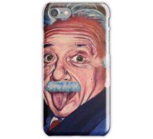 SIlly Einstein iPhone Case/Skin