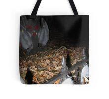 The Vampire's Grave Tote Bag