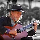 Homeless Entertainer by Troy Gooch