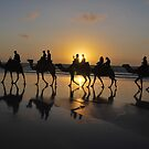 Cable Beach  by Deborah Hilton