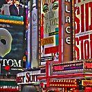 NYC Signs by ZeeZeeshots