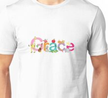 Custom Name clothing and stickers - Grace Unisex T-Shirt