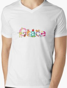 Custom Name clothing and stickers - Grace Mens V-Neck T-Shirt
