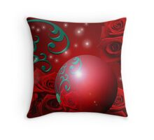 Special Occasions: The Rose Pearl Throw Pillow