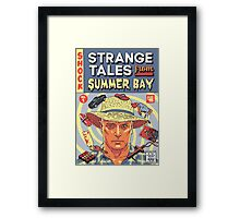 Strange Tales from Summer Bay Framed Print