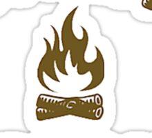 Camp Gambino Sticker