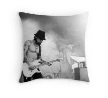 Janes Addiction Throw Pillow