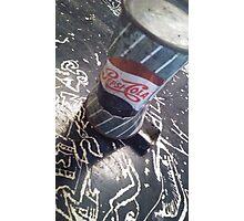 Old school pepsi cola Photographic Print