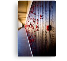 For Our Freedom Canvas Print