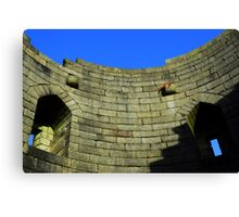 """TURRET"" Canvas Print"