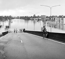 The Great Bisbane Queensland Flood 2011 Series #2 by brokenvase