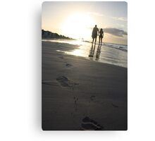 Cuban Sunset Canvas Print
