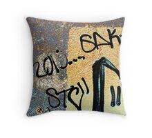 2010 Throw Pillow
