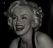 Norma Jeane by wsweeks