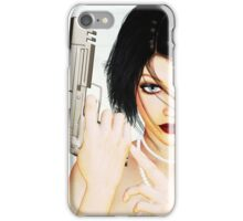 Provocative danger iPhone Case/Skin