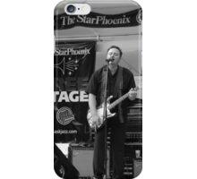 jazz festival iPhone Case/Skin