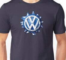 VW look-a-like logo  Unisex T-Shirt