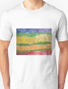 Flower field 2014 T-Shirt