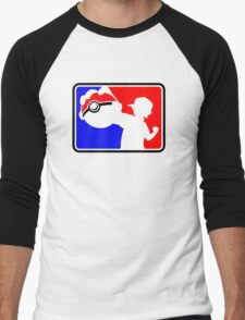 MLG Pokemon Men's Baseball ¾ T-Shirt