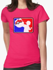 MLG Pokemon Womens Fitted T-Shirt