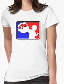MLG Pokemon Womens Fitted T-Shirt
