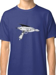 RETRO ASTRO RAYGUN SPACE Science Fiction Classic T-Shirt