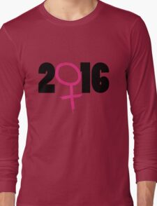 2016 election Long Sleeve T-Shirt