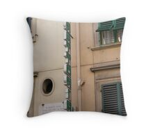 Trattoria Throw Pillow
