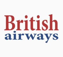 British Airways by UrbanDog