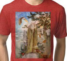 Merlin the wizard Tri-blend T-Shirt