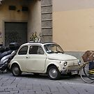 Fiat in Florence by minikin