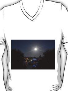 Super Moon, As Is T-Shirt