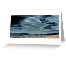 Approach of Night - Earthsea Greeting Card