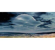 Approach of Night - Earthsea Photographic Print