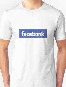 Facebonk T-Shirt