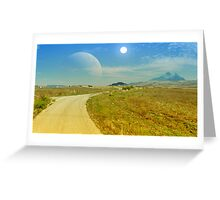 Gateway to the West - Earthsea Greeting Card