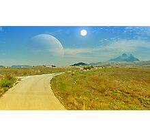 Gateway to the West - Earthsea Photographic Print