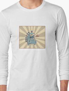 NeoPet FireBall Long Sleeve T-Shirt