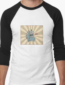 NeoPet FireBall Men's Baseball ¾ T-Shirt