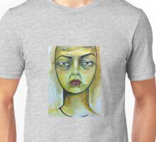 self potrait Unisex T-Shirt