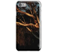 Late afternoon Ghost Gum iPhone Case/Skin