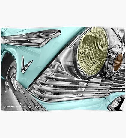 Classic Car 179 Poster