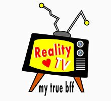 Reality TV My BFF Old-fashioned TV Set Unisex T-Shirt