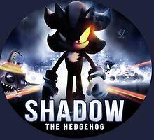 Shadow in Battlefield by SALSAMAN