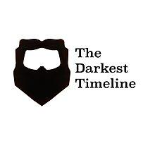The Darkest Timeline Photographic Print