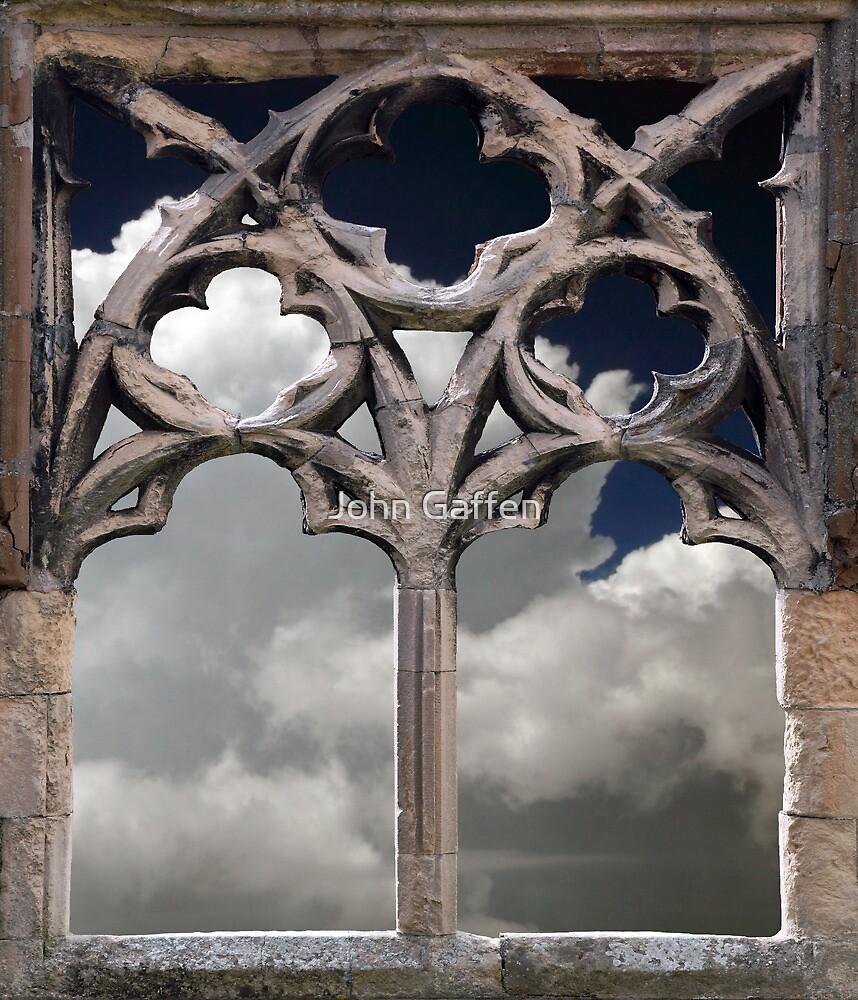 Under Gothic Skies by John Gaffen