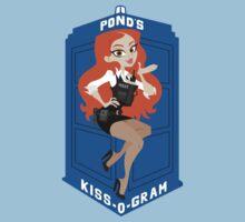 Pond's Kiss-O-Gram Kids Tee