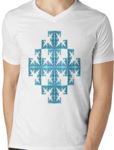 TURKOYS ABSTRACT # 2 Mens V-Neck T-Shirt