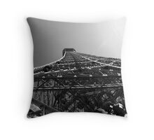 Le Tour d'Eiffel V  Throw Pillow